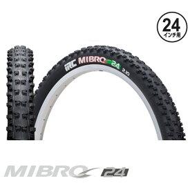 IRC MIBRO(24inch)/ミブロ(24inch)【24インチ】【小径車用】【自転車用】【タイヤ】【アイアールシー/井上ゴム】