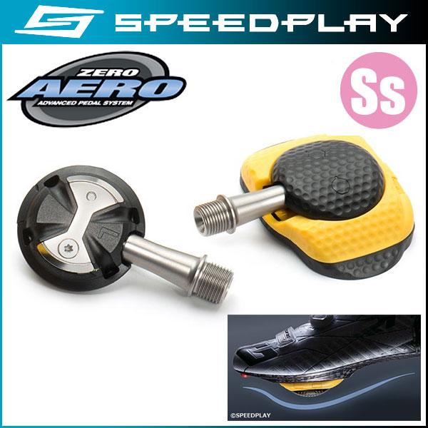 スピードプレイ ゼロ エアロ(エアロウォ—カブルクリートセット含)/ZERO AERO【SPEEDPLAY】