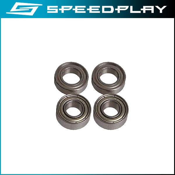 スピードプレイ オプションパーツ ゼロ カートリッジベアリングキット(2セット) /ZERO Cartridge Bearing kit(2set) 【SPEEDPLAY】