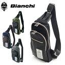 『8/18限定 楽天カードで最大P15倍』 ビアンキ Bianchi ボディバッグ nbci nbci01 メンズ レディース 通販 スリングバッグ ワンショル…