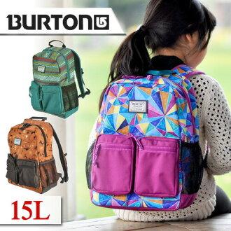 """伯顿BURTON!ryukkusakkudeipakkubakkupakkukizzuyusugurometto 15L[Youth Gromlet Pack 15L]1105510男子的女子的高中生上学""""猫Point Of Sales不可""""[邮购]"""