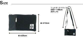 チャムスCHUMSショルダーバッグSWEATNYLONスウェットナイロンSmartPhoneShoulderSweatNylonスマートフォンショルダーch60-2683ネコポス便不可メンズレディース通販