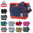【20%OFFセール】 チャムス CHUMS カメラバッグ ショルダーバッグ CAMERA カメラ Box Camera Bag Sweat Nylon ボックスカメラバッグ c…
