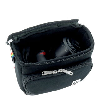 チャムスCHUMSカメラバッグショルダーバッグCAMERAカメラBoxCameraBagSweatNylonボックスカメラバッグch60-2666メンズレディース通販P10倍送料無料週末限定あす楽