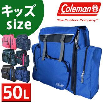 Coleman 科尔曼! 跋涉包 L 旅行背包袋背包远足小学漂移的学习跋涉包 L cbb4151 男士女士公共电话