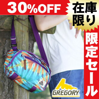 Gregory GREGORY! Shoulder bag (M) transfer shoulder M TRANSFER SHOULDER M mens ladies [store]
