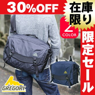 Gregory GREGORY! Messenger Bag [GRAPH 18 and graphs 18, men's women's commuter school high school student also bags