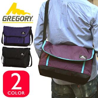 Gregory GREGORY! METRO MESSENGER Messenger bag mens gift ladies [store]
