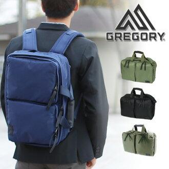 Gregory GREGORY! 3-way Briefcase shoulder bag backpack men women