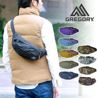 格雷戈里 · 格雷戈里腰袋肩包男式女式西门廊西斜袋的马拉松