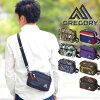 Gregory GREGORY! Shoulder pouch (S) PADDED SHOULDER POUCH S mens gift ladies porch also