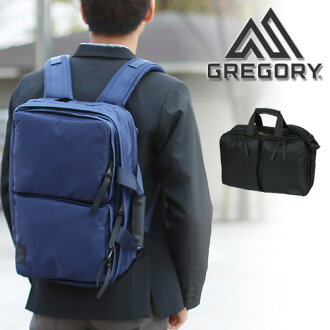 Gregory GREGORY! 3-way Briefcase shoulder bag backpack men women