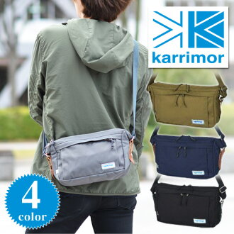 Karima karrimor! Shoulder bag [AC pouch, 382911 men's ladies also bag [store]