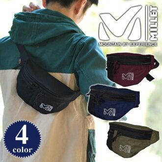 Millet MILLET! Waist bags body bag [KIRIBATI] mis0483 mens gift ladies [disabled]