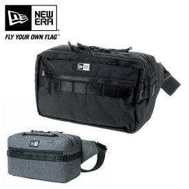 ニューエラ NEWERA ウエストバッグ スクエアウェストバッグ [Square Waist Bag] メンズ レディース プレゼント ギフト カバン ラッピング【送料無料】 あす楽