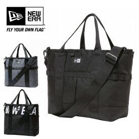 ニューエラ NEWERA 2wayトートバッグ ショルダー ショルダーバッグ [Tote Bag] メンズ レディース 斜めがけバッグ シンプル おしゃれ タブレット収納 誕生日プレゼント A4 人気 プレゼント ギフト 【送料無料】