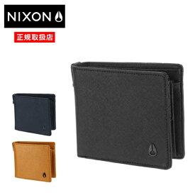 ニクソン NIXON!二つ折り財布 [Mills II Wallet/ミルズIIウォレット] nc2727 メンズ レディース [通販]【ポイント10倍】 【送料無料】 ラッピング【あす楽】