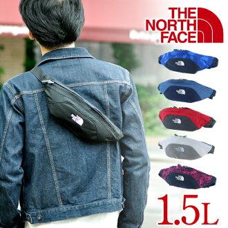 The north face THE NORTH FACE! Waist bag WAIST BAG waist bag [Granule, granular nm71504 mens Womens hip bag West pouch Shoulder bag waist pouch: none