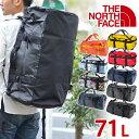 ザ・ノースフェイス THE NORTH FACE!2wayボストンバッグ【BASE CAMP】[BC DUFFEL M] リュックサック nm81553 メンズ...