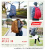 Coleman Coleman! In largest backpack daypack [ATLAS 30] 21664 mens ladies commuter school fashion high school students [store] we now on sale!