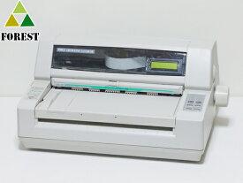 【中古】 ドットプリンター OKI MICROLINE 5650SU-Rリアピントラクター装備