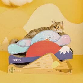 つめとぎ ねこ 猫 つめとぎ 段ボール 爪研ぎハウス 爪研ぎ 猫 猫爪とぎ 通気性 耐久性 爪とぎボックス 収納簡単 ストレス解消