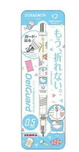 シャープペン 0.5mm ドラえもん デルガード (ドラえもんA) シャープペンシル 文房具 ペン 4901772416388