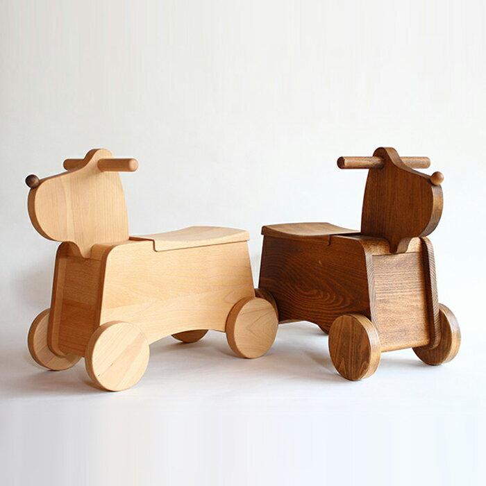 Korobox【木のおもちゃ】【木製】【内祝い・誕生日祝い】【おもちゃ箱】【プルトイ】 【飛騨高山 オークヴィレッジ・Oak Village】