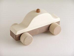 コロコロミニカー パトカー | 国産 2歳 3歳 知育 知育玩具 木のおもちゃ 木製 玩具 男の子 赤ちゃん 子供 車 おもちゃ 室内 遊び プレゼント ギフト 出産祝い 誕生日プレゼント お誕生日