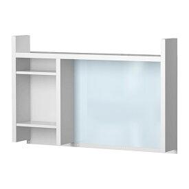 IKEA MICKE イケア ミッケ 追加ユニット 高, ホワイト デスク 机 903.542.71