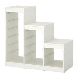 IKEA TROFAST イケア トロファスト フレーム, ホワイト 803.514.33