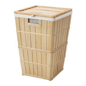 IKEA BRANKIS イケア ランドリーバスケット 703.400.39