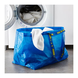 IKEA FRAKTA イケア キャリー バッグ Lサイズ 201.884.83 602.992.19ブルーバッグ