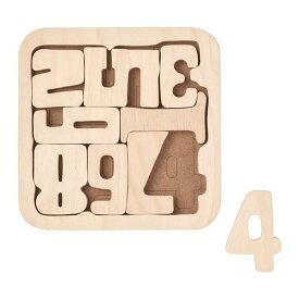 IKEA イケア PYSSLA ピッスラ パズル, ナンバーズ, 合板 703.189.91