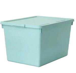 IKEA SOCKERBIT ソッケルビート収納ボックス, ライトブルー38x51x30 cm【004.020.21】