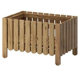 イケア IKEA ASKHOLMEN アスクホルメンフラワーボックス, グレーブラウン ライトブラウン グレーブラウンステイン ライトブラウンステイン502.586.72【メール便不可】