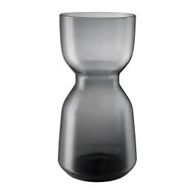 IKEA イケア OMTANKSAM オムテンクサム花瓶, ダークグレー(204.235.03)