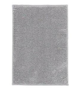 【NEW】IKEA TOFTBO トフトボー バスマット グレーホワイト メランジ704.222.71