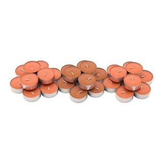 IKEAイケアSINNLIGスィンリグ30ピース香り付ティーライト,ピーチ&オレンジ,オレンジ903.373.90
