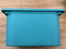 IKEA TROFAST イケア トロファスト 収納ボックス おもちゃ箱 new エメラルドグリーン 204.640.32