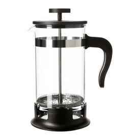 イケア IKEA UPPHETTA コーヒー ティー メーカー ガラス ステンレススチール 802.413.88 HARIO【メール便不可】