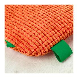 IKEA LURVIG イケア クッション, オレンジ Mサイズ 403.766.52
