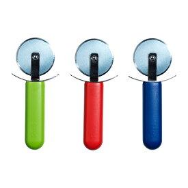 イケア ステム IKEA STAM ピザカッター レッド グリーン/ブルー ホワイト/ブルー 802.332.51【メール便不可】