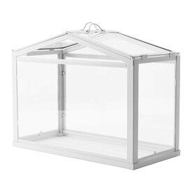 IKEA SOCKER イケア ソッケル 温室, 室内/屋外用 ホワイト 901.917.26