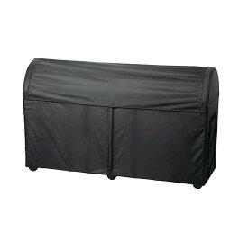 IKEA TOSTERÖ トステロー収納ボックス 屋外用, ブラック 904.114.41【メール便不可】