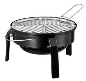 【NEW】IKEA イケアKORPÖN コールポーンポータブル炭火焼きバーベキューグリル, ブラック802.852.40
