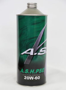 A.S.H. PSE 20W-60 1L