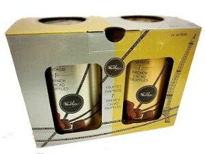 【年明け入荷予定】マセズ プレーン トリュフ チョコレート 500g×2缶Mathez Plain Truffles Round tins 500g x2【vd_dl19】