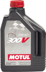 MOTUL 300V POWER 5W40 2Lモチュール 300V パワー 5W40 2L