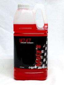 モティーズ ラジエーター ロングライフクーラント 2L M747Moty's Long Life Coolant 2L Racing Spec【メール便不可】